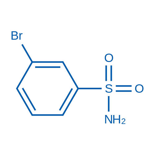3-Bromobenzenesulphonamide