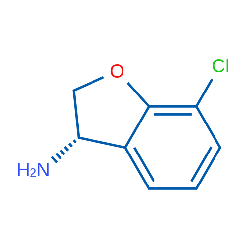 (S)-7-Chloro-2,3-dihydrobenzofuran-3-amine