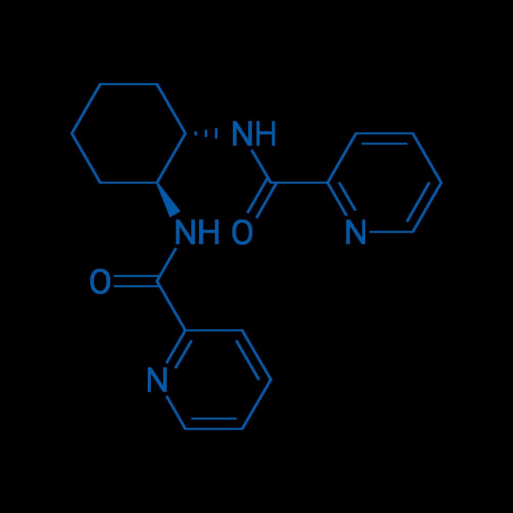 N,N'-((1S,2S)-Cyclohexane-1,2-diyl)dipicolinamide