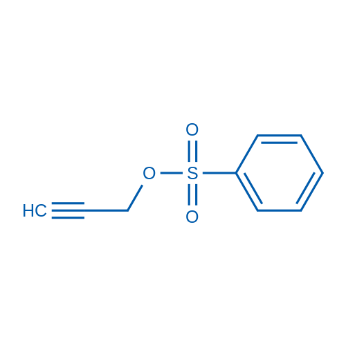 Prop-2-yn-1-yl benzenesulfonate