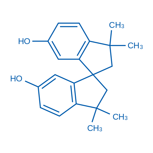 3,3,3',3'-Tetramethyl-2,2',3,3'-tetrahydro-1,1'-spirobi[indene]-6,6'-diol
