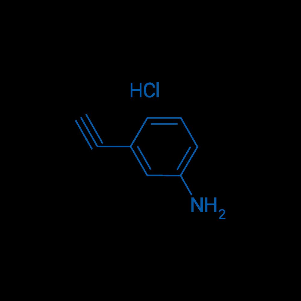 3-Ethynylaniline hydrochloride