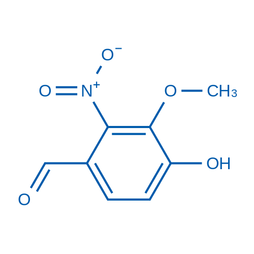 4-Hydroxy-3-methoxy-2-nitrobenzaldehyde