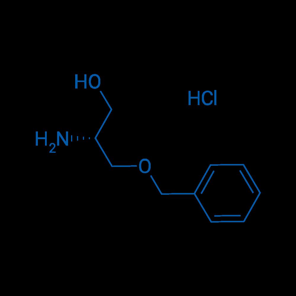 (R)-2-Amino-3-(benzyloxy)propan-1-ol hydrochloride