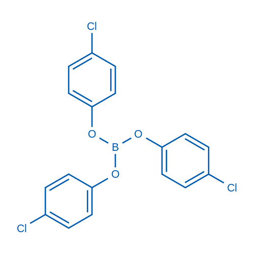 Tris(4-chlorophenyl) borate