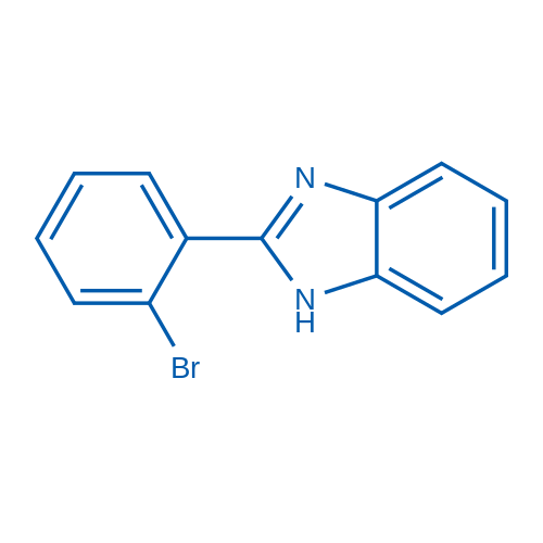 2-(2-Bromophenyl)-1H-benzo[d]imidazole