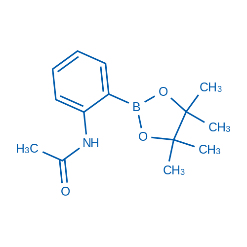 N-(2-(4,4,5,5-Tetramethyl-1,3,2-dioxaborolan-2-yl)phenyl)acetamide