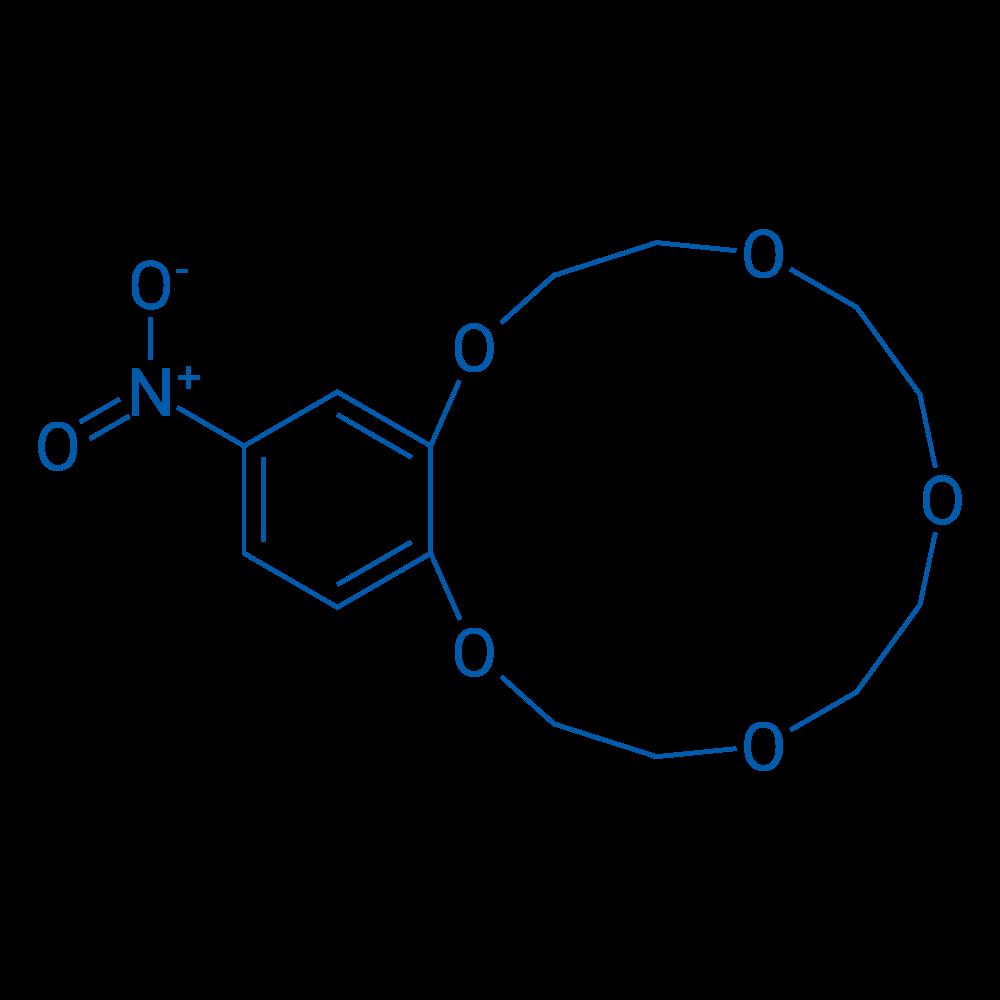 4-Nitrobenzo-15-crown-5
