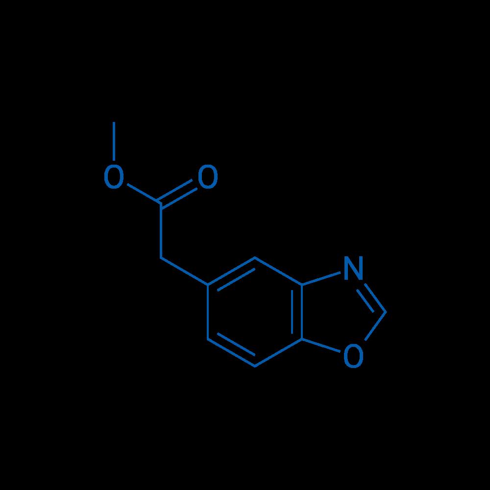 Methyl 2-(benzo[d]oxazol-5-yl)acetate