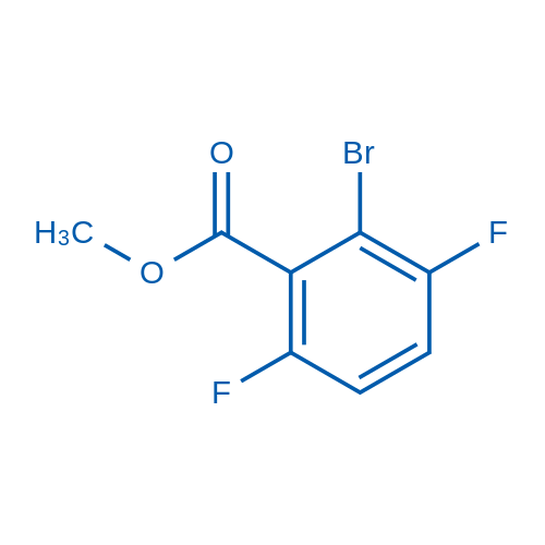 Methyl 2-bromo-3,6-difluorobenzoate