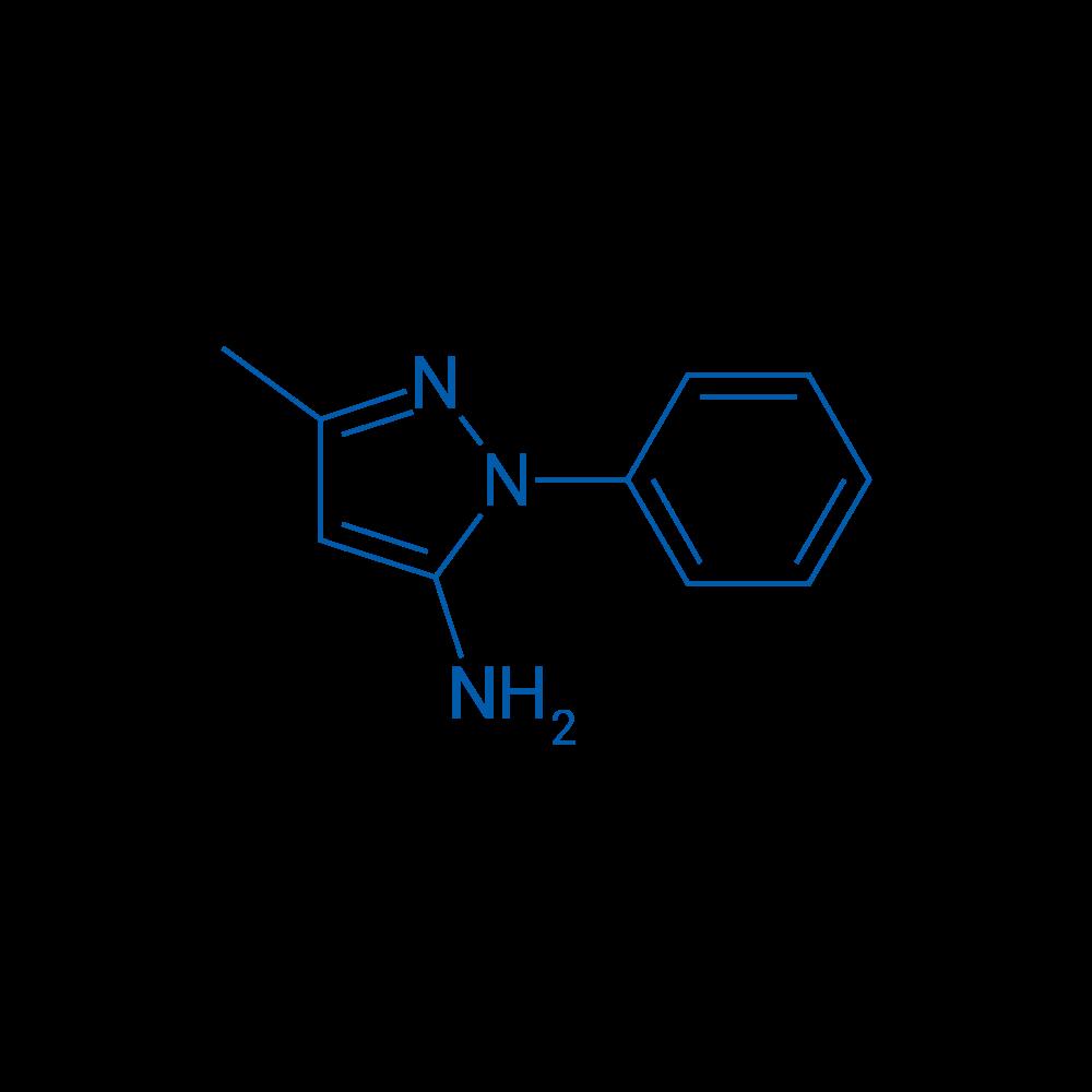 3-Methyl-1-phenyl-1H-pyrazol-5-amine