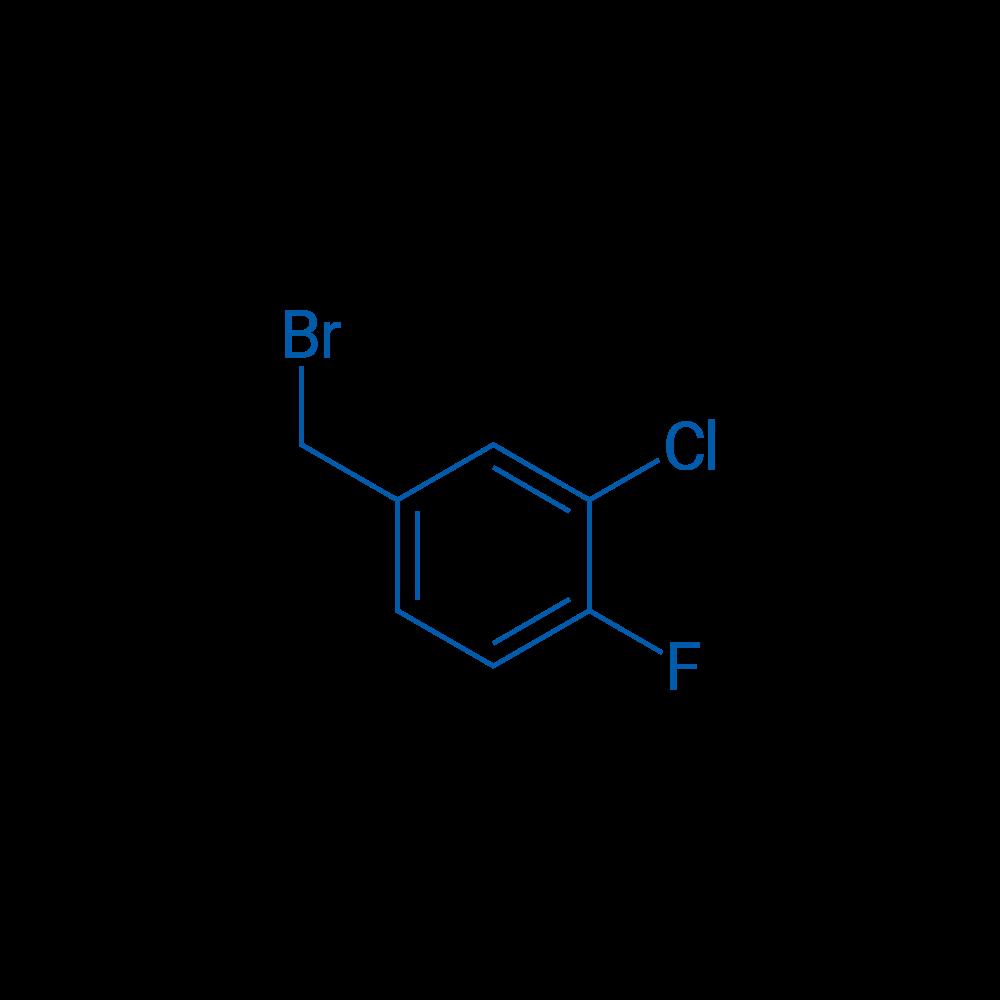 4-(Bromomethyl)-2-chloro-1-fluorobenzene