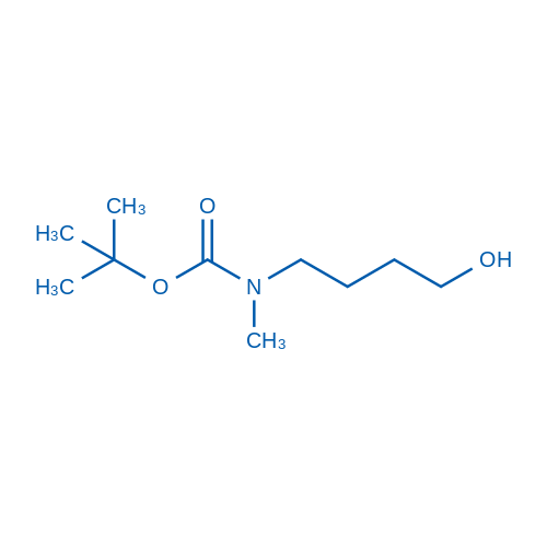 tert-Butyl (4-hydroxybutyl)(methyl)carbamate
