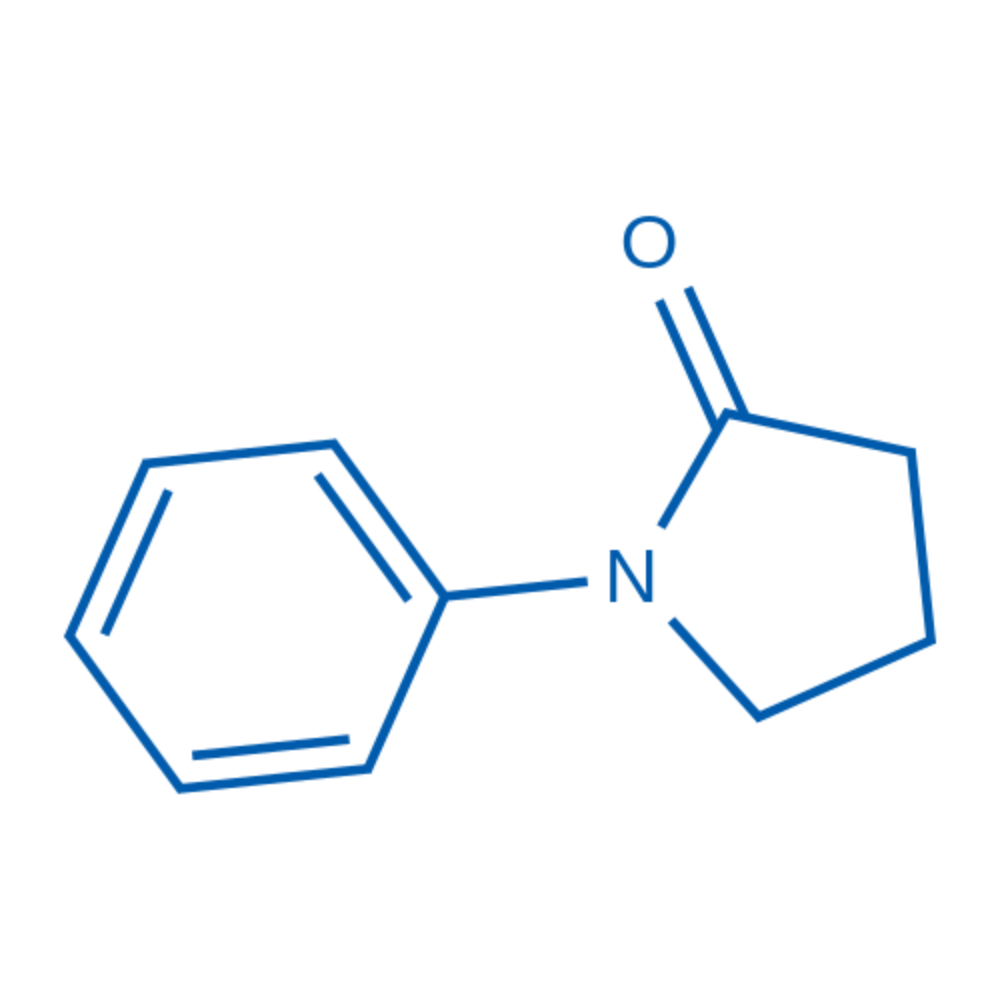 1-Phenyl-2-pyrrolidinone