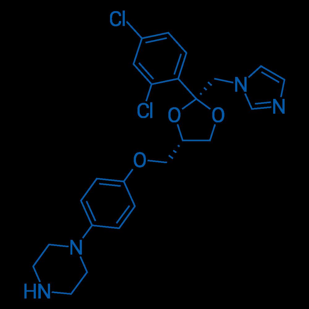 N-Deacetylketoconazole