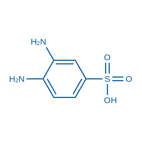 3,4-Diaminobenzenesulfonic acid