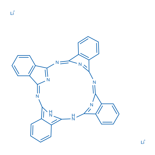 Dilithiumphthalocyanine
