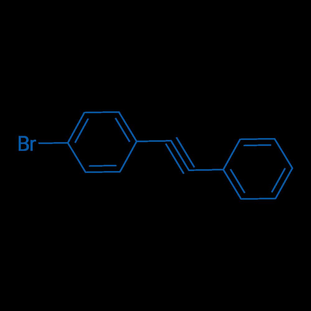 1-Bromo-4-(phenylethynyl)benzene