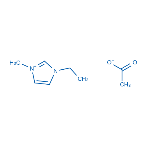 1-Ethyl-3-methylimidazolium Acetate