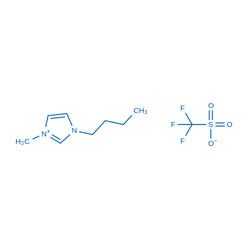 1-Butyl-3-methylimidazolium Trifluoromethanesulfonate