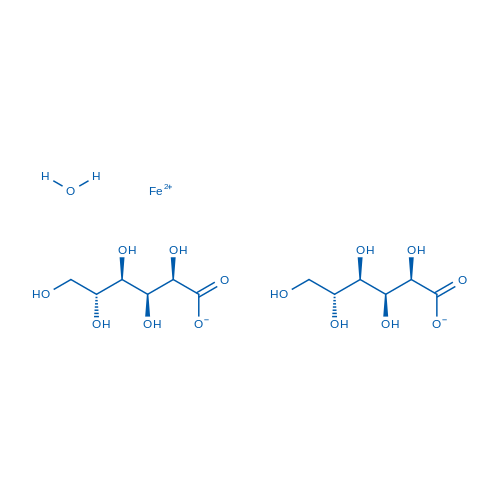 Iron(II) Gluconate Hydrate