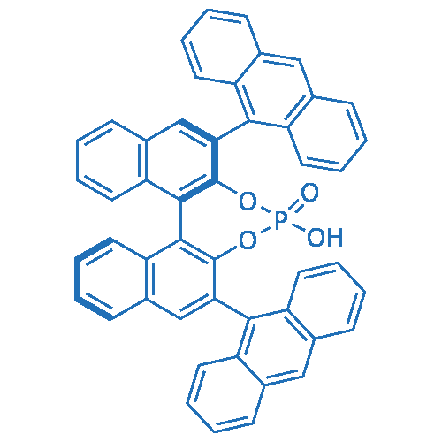 (11bR)-2,6-Di(anthracen-9-yl)-4-hydroxydinaphtho[2,1-d:1',2'-f][1,3,2]dioxaphosphepine 4-oxide