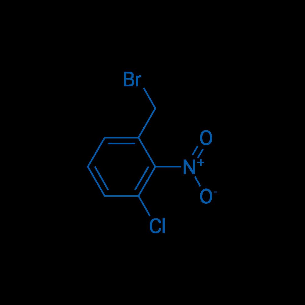 1-(Bromomethyl)-3-chloro-2-nitrobenzene