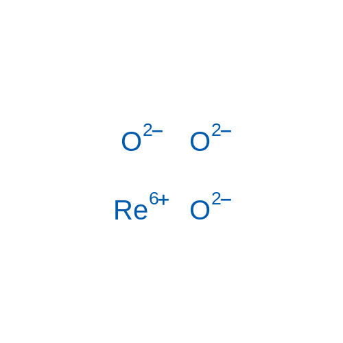 Rhenium(VI) oxide