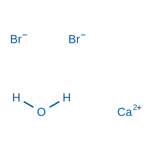Calcium bromide xhydrate