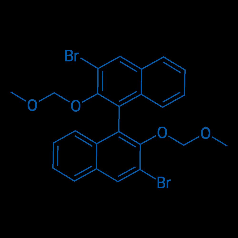 (S)-3,3'-Dibromo-2,2'-bis(methoxymethoxy)-1,1'-binaphthalene