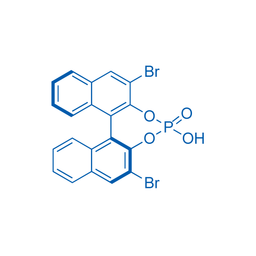 S-3,3'-Dibromo-1,1'-binaphthyl-2,2'-diylhydrogenphosphate
