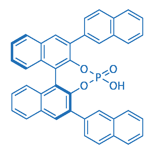 (S)-3,3'-Bis(2-naphthalenyl)-1,1'-binaphthyl-2,2'-diyl Hydrogen Phosphate