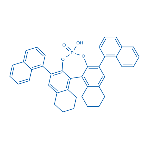 (S)-3,3'-Bis(1-naphthyl)-5,5',6,6',7,7',8,8'-octahydro-1,1'-binaphthyl-2,2'-diyl HydrogenPhosphate