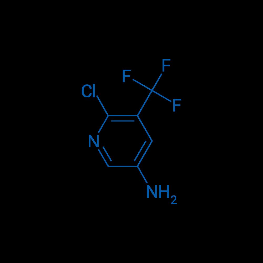 6-Chloro-5-(trifluoromethyl)pyridin-3-amine