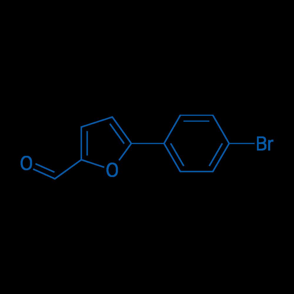 5-(4-Bromophenyl)furan-2-carbaldehyde
