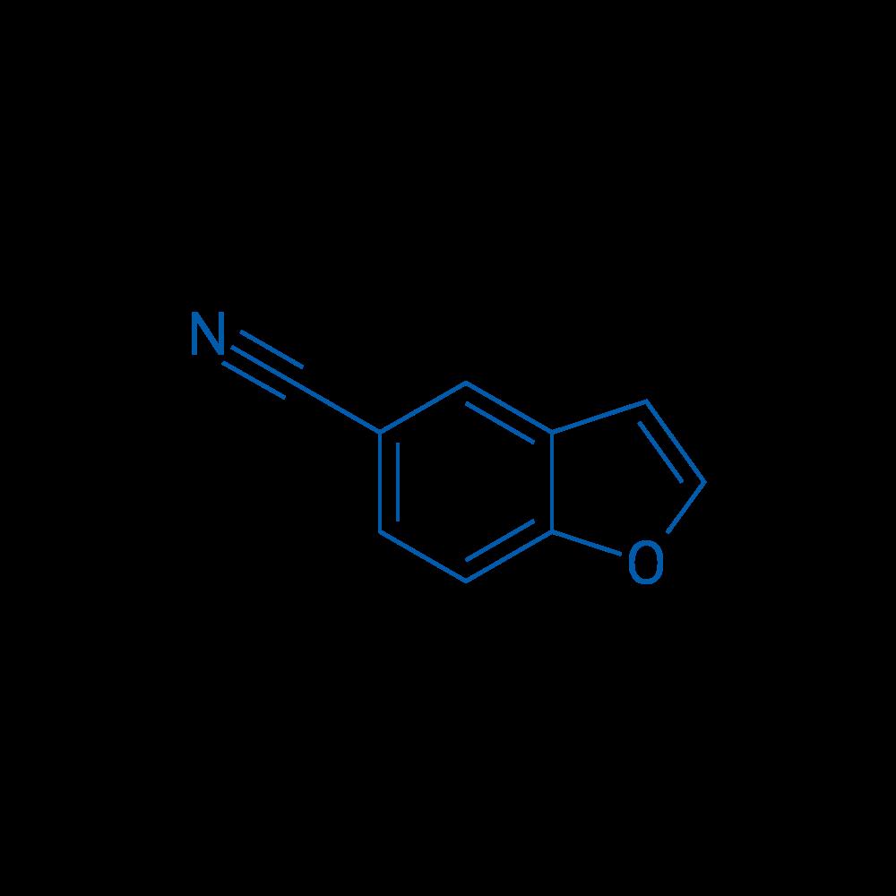 Benzofuran-5-carbonitrile