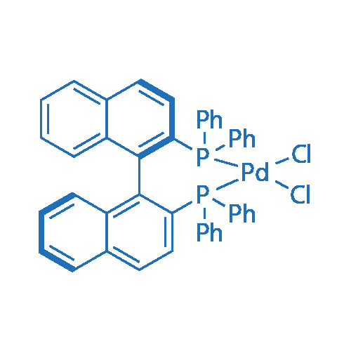 [(R)-(+)-2,2'-Bis(diphenylphosphino)-1,1'-binaphthyl]palladium(II)chloride