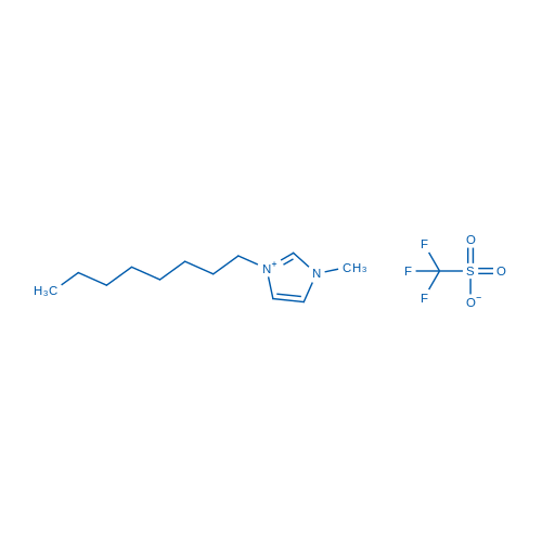 1-Methyl-3-n-octylimidazolium Trifluoromethanesulfonate