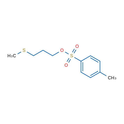 3-(Methylthio)propyl 4-methylbenzenesulfonate
