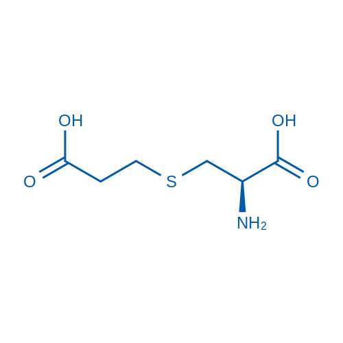 (R)-2-Amino-3-((2-carboxyethyl)thio)propanoic acid