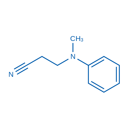 3-(Methyl(phenyl)amino)propanenitrile