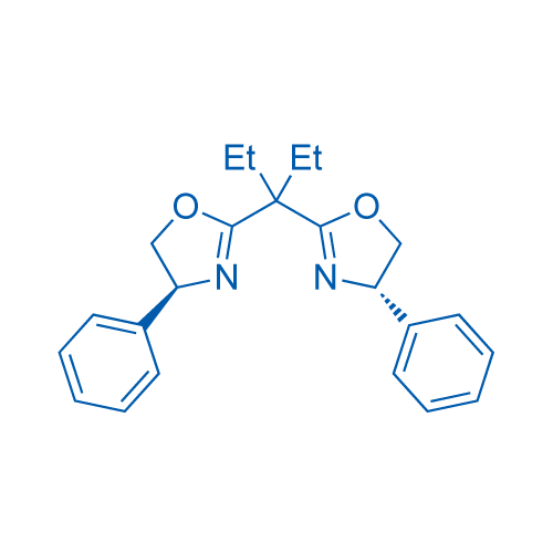 (4S,4'S)-2,2'-(Pentane-3,3-diyl)bis(4-phenyl-4,5-dihydrooxazole)