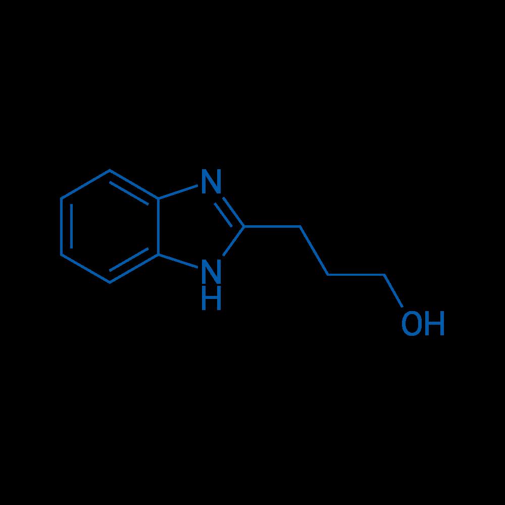 3-(1H-Benzo[d]imidazol-2-yl)propan-1-ol