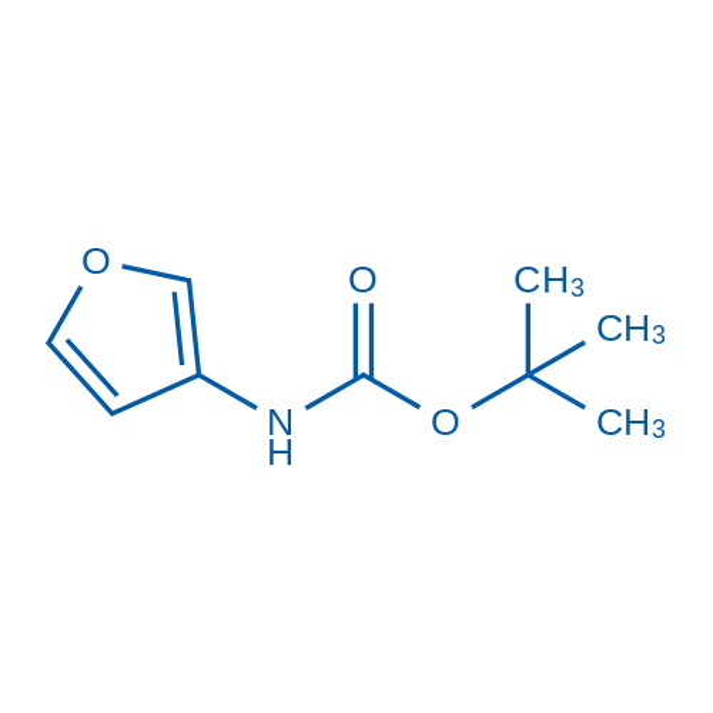 tert-Butyl furan-3-ylcarbamate