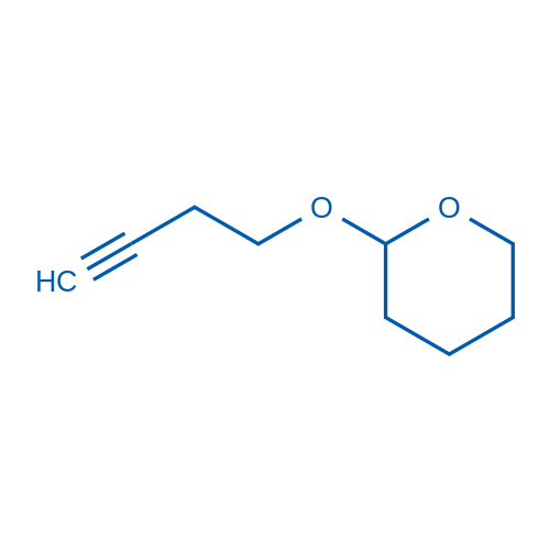 2-(But-3-yn-1-yloxy)tetrahydro-2H-pyran