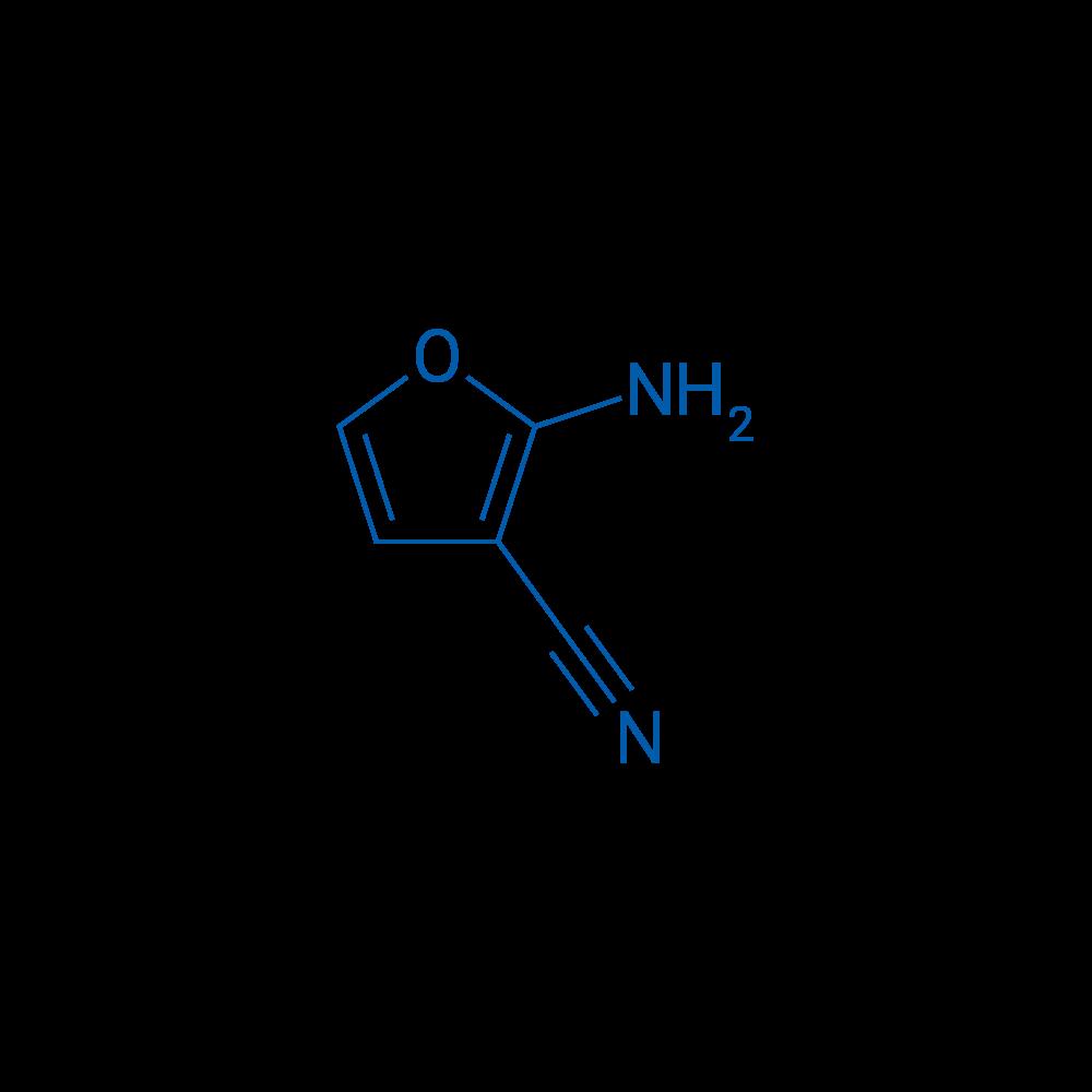 2-Aminofuran-3-carbonitrile