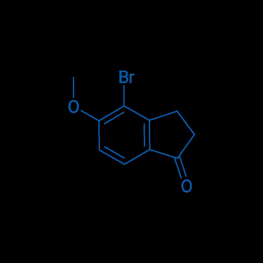 4-Bromo-5-methoxy-2,3-dihydro-1H-inden-1-one