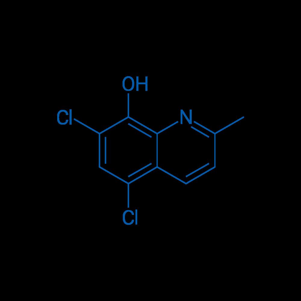 Chlorquinaldol