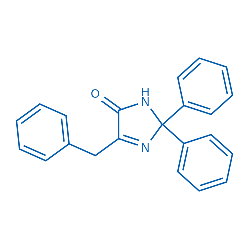 4-Benzyl-2,2-diphenyl-1H-imidazol-5(2H)-one