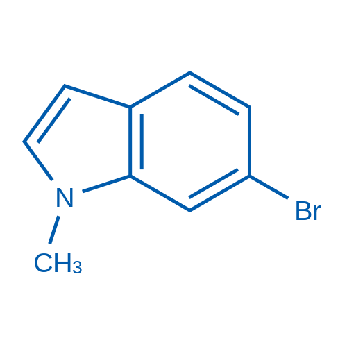 6-Bromo-1-methyl-1H-indole
